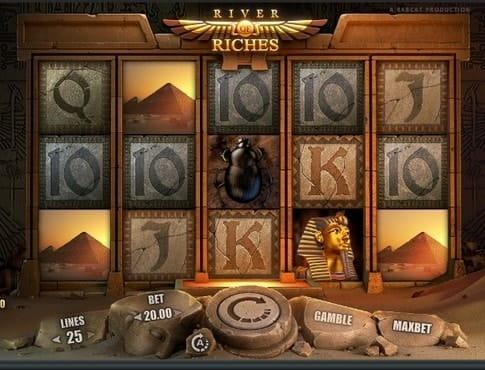 Онлайн игра River of Riches